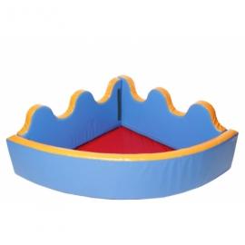 "Сухой бассейн KIDIGO™ ""Небо"" 150 см."