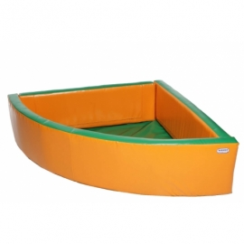 Сухой бассейн KIDIGO™ Угол 1,5 м ПВХ, вторичный поролон