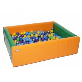 "Сухой бассейн KIDIGO™ ""Прямоугольник"" 1,5 м"