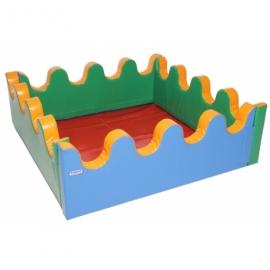 """Сухой бассейн KIDIGO™ """"Море"""" 150 см"""