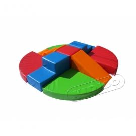 Модульный набор KIDIGO™ Девятка