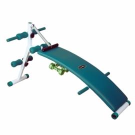 Скамья для пресса универсальная Usa Style SS-ET-102-3 серия KT SEEN зеленая