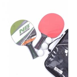 Набор ENEBE (2 ракетки Futura Serie 500 + 3 шарика)