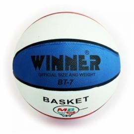 Баскетбольный мяч Winner TRICOLOR №5