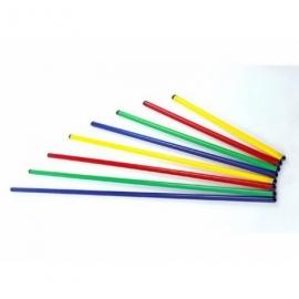 Палка гимнастическая пластик 1100 мм.