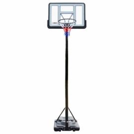 Баскетбольная стойка SBA S021A 110x75 см