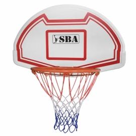 Баскетбольный щит SBA S005 90x60 см