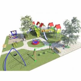 Детская площадка №11