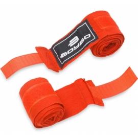 Боксерский бинт BoyBo 3,5м красные 2шт GN-2335
