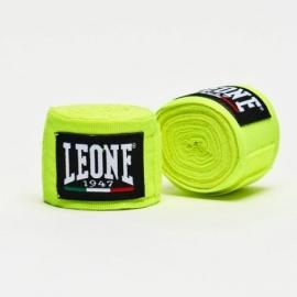 Бинты боксерские Leone Yellow 3,5 м