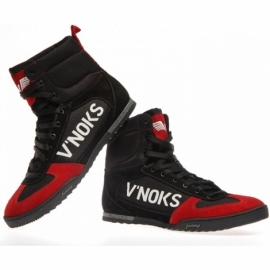"Боксерки V'Noks ""Black-Red"""