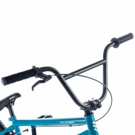 "Велосипед Spirit Thunder 20"" рама Uni голубой/глянец 2021"