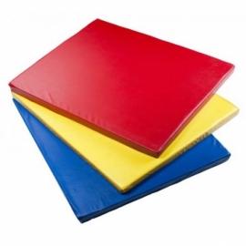 Мат гимнастический (спортивный) 120-100-5 см.