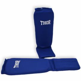 Защита для голени и ног THOR M синяя