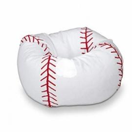 """Кресло-мешок """"Мяч бейсбольный"""""""