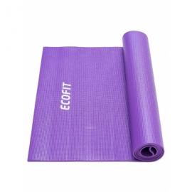 Коврик для фитнеса Ecofit MD9010, 1730*610*6 мм фиолетовый