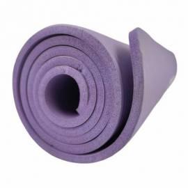 Коврик для фитнеса (коврик для йоги,мат) LEXFIT 1см LKEM-3006-1-viol