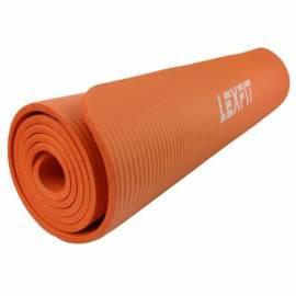 Коврик для фитнеса (коврик для йоги,мат) LEXFIT 0,8см LKEM-3006-0,8-orang
