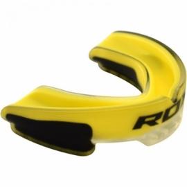 Капа боксерская RDX GEL 3D Elite Yellow