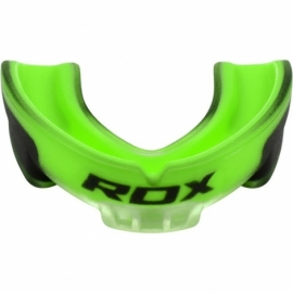 Капа боксерская RDX GEL 3D Elite Green