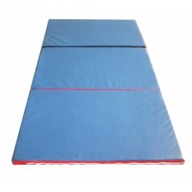 Мат гимнастический 200*100*5 см.(складной-3 части)