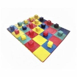 Мат-коврик игровой Кубик 120*120*3 см.