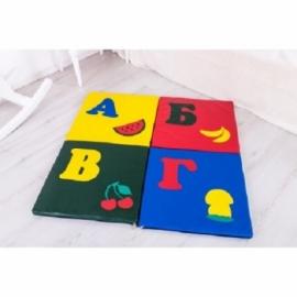 Мат-коврик развивающий Азбука