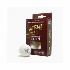 Мячики для настольного тенниса Atemi 1 * 6 шт