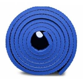 Йога-мат (коврик для йоги) с чехлом Newt PVC GR 5 мм синий NE-17-35-B