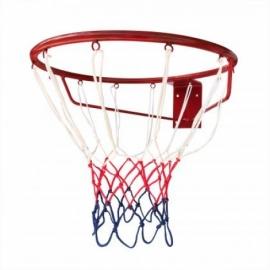 Кольцо баскетбольное усиленное №2 Newt 450 мм сетка в комплекте