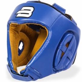 Боксерский тренировочный шлем BoyBo серия Nylex синий SW2-74