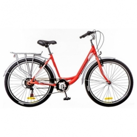 "Велосипед 26"" Optimabikes VISION 14G Vbr Al с багажником."