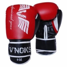Боксерские перчатки V`Noks Lotta Red