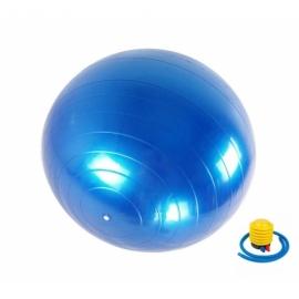 Мяч для фитнеса (фитбол) 65 см Newt HMS синий 487-626-1-B