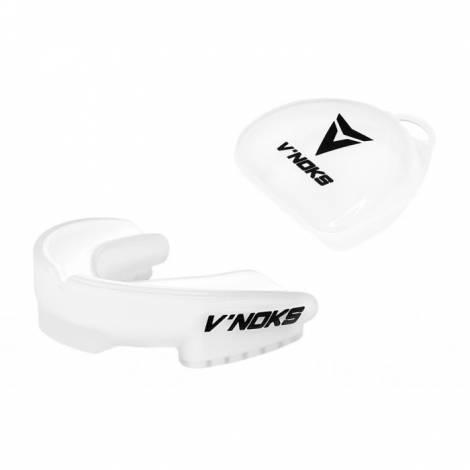 Капа боксерская V`Noks 3D Gel Aria White